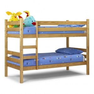"""Двухъярусная кровать в стиле """"кантри"""""""